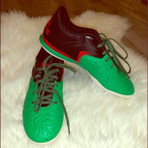 Adidas Mexico x15.2 CT Indoor Soccer Shoes